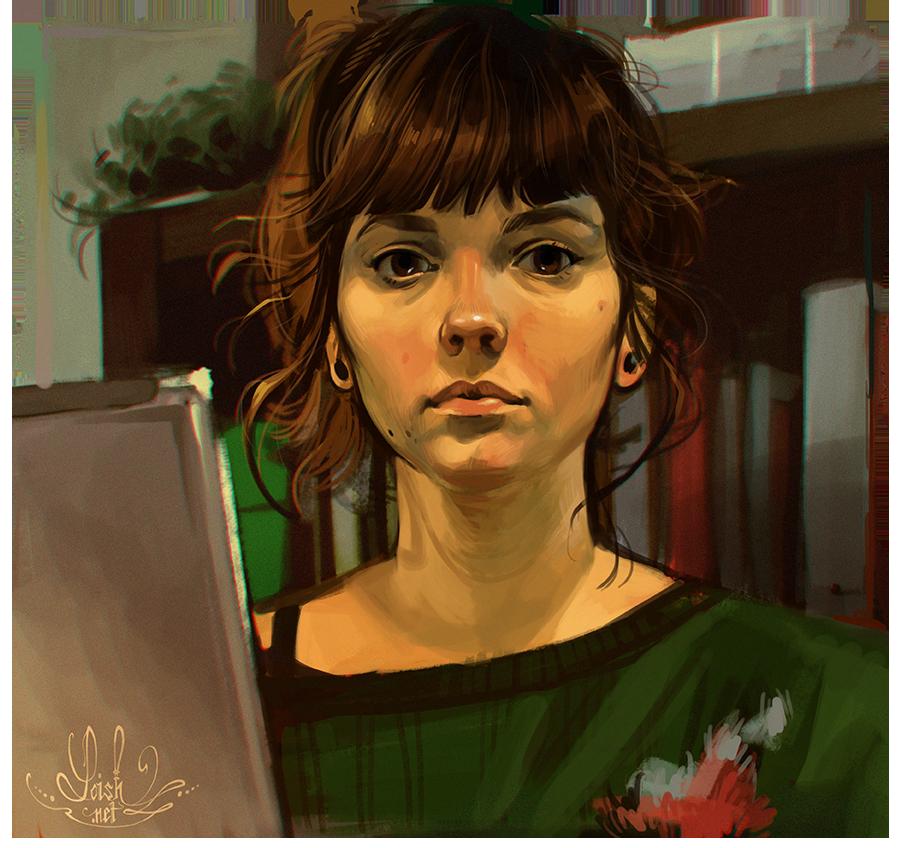 2015 self portrait