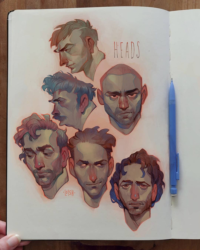 2018 heads