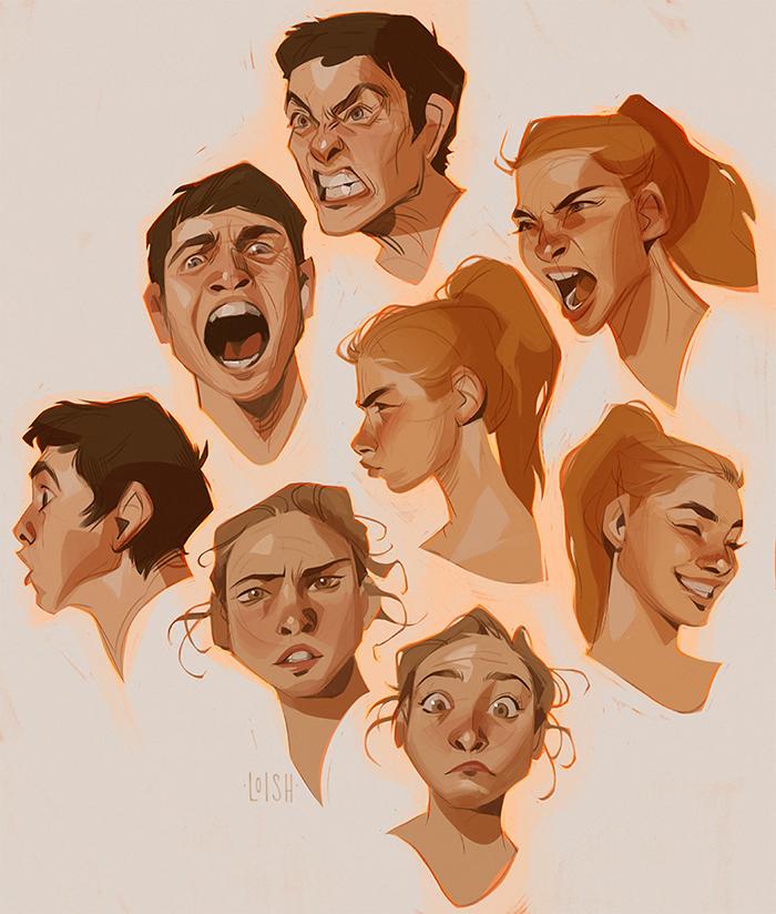 expression studies